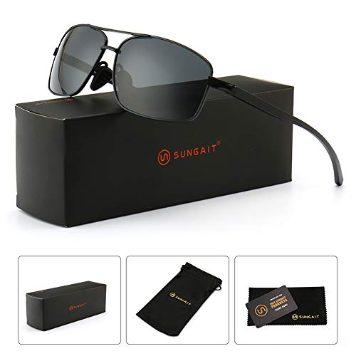 7972246f5b5d ... try and trust  sUNGAIT is always devoting to offering Amazon users  products with low cost but high performance. Buying sungait sunglasses